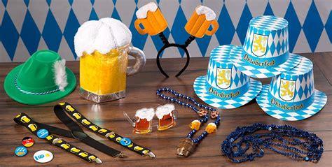 Oktoberfest Party Supplies & Decorations