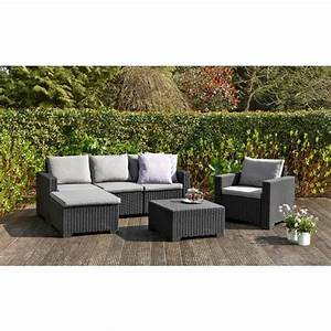 Stunning salon de jardin en rotin veritable ideas for Fauteuil jardin rotin