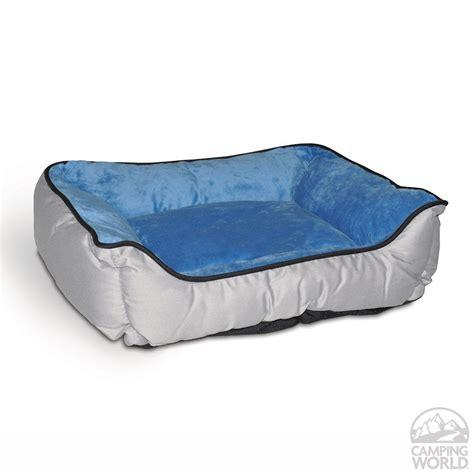 Self Warming Bed by K H Lounge Sleeper Self Warming Pet Bed