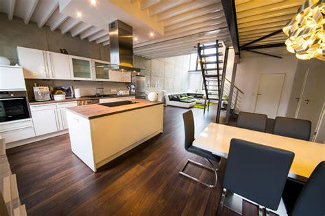 Loft Der Moderne Lebensstilloft Mit Zwei Wohnbereichen by Loft Concept Moderne Loftwohnungen Arnsberg Neheim