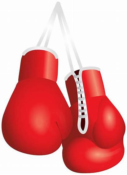 Boxing Gloves Clip Clipart Transparent Glove Logos