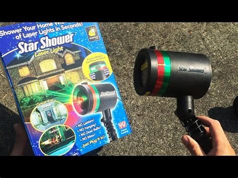 star shower christmas lights battery shower review shower laser light review laser lights