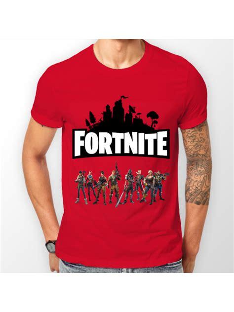 fortnite clothing mens fortnite characters t shirt fortnite inspired