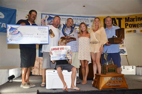 Deep Sea Fishing Bermuda Party Boat by Seamaster Wins Bermuda Big Game Classic Fishing Report