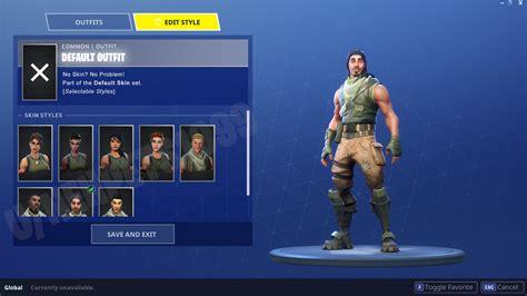 select   skin  play   edit