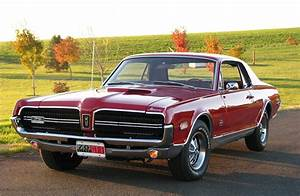1969 Mercury Cougar  Barrett-jackson Lot  1247