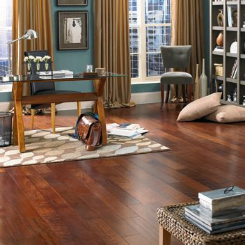 flooring for home office home office study flooring idea exotics atlantis prestige brazilian cherry by mannington