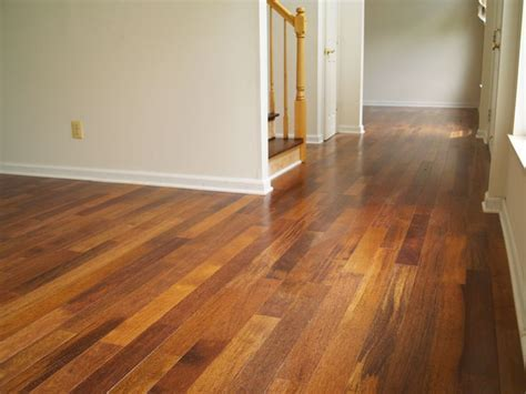 Merbau hardwood flooring. New Jersey   Exotic Hardwood