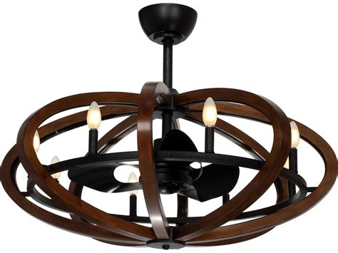 fandeliers ceiling fans canada maxim lighting fandelier antique pecan and anthracite