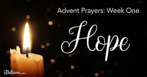 Week 4 Advent Reading : advent week 1 prayer for hope ~ Haus.voiturepedia.club Haus und Dekorationen