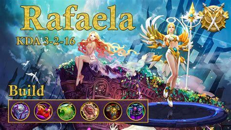 Rafaela, Frontliner Support In A Super