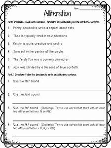 best 25 alliteration anchor chart ideas on pinterest With alliteration poem template