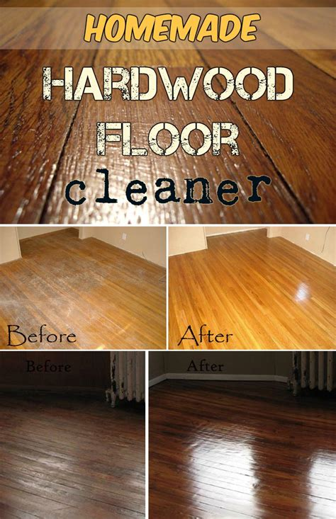 Homemade Hardwood Floor Cleaner Mycleaningsolutionscom