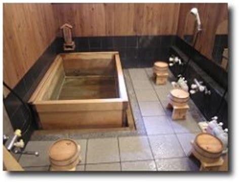 salle de bain japonaise traditionnelle une maison au japon le de ga 235 lle
