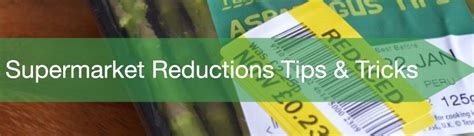 How to find Supermarket Reductions & Special Offers | Easy ...