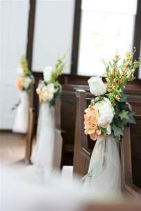Small Country Church Wedding Decorations