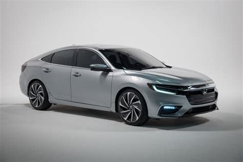 2019 Honda Insight Could Be Ultimate Prius Slayer