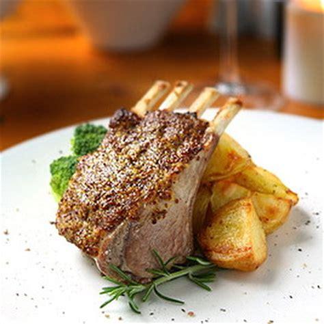 romarin cuisine carré d 39 agneau au thym
