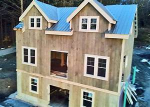 kits for 20 x 30 timber frame cabin jamaica cottage shop With dog house windows