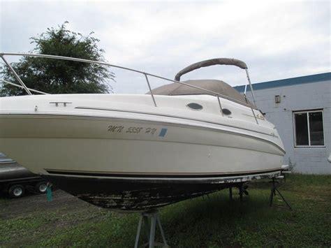 Boat Financing Mn by 1998 Sea 240 Sundancer Power Boat For Sale Www