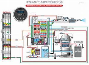 Evo T1 Wiring Diagram : hfs 5 v10 install on evo 8 evolutionm mitsubishi ~ A.2002-acura-tl-radio.info Haus und Dekorationen