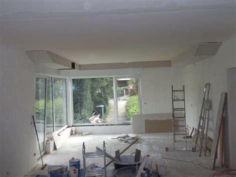 Decke Teilweise Abhängen by Neubau Heimkino Im Wohnzimmer Vorbereiten