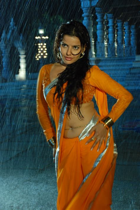 Hot Sexy Navel Of Manali Rathod Hot Celebrity Picture