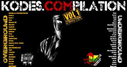 Kodes.com   Türkiye`nin ilk, Hiphop, sitesi » Kodes.com Vol. 1