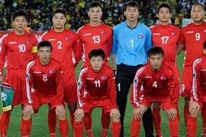 North Korean Soccer Team Punished for World Cup Failure