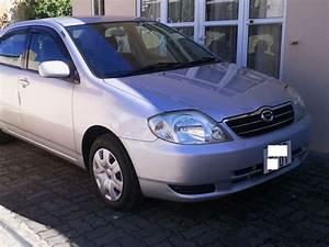 Used Toyota Corolla Nze 121