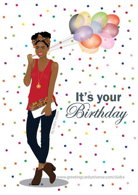 birthday   gorgeous  stylish black woman