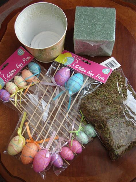 easter crafts  adults easter topiary easter