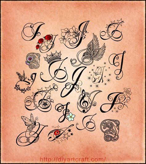 1000+ Ideas About Letter J Tattoo On Pinterest  Letter J