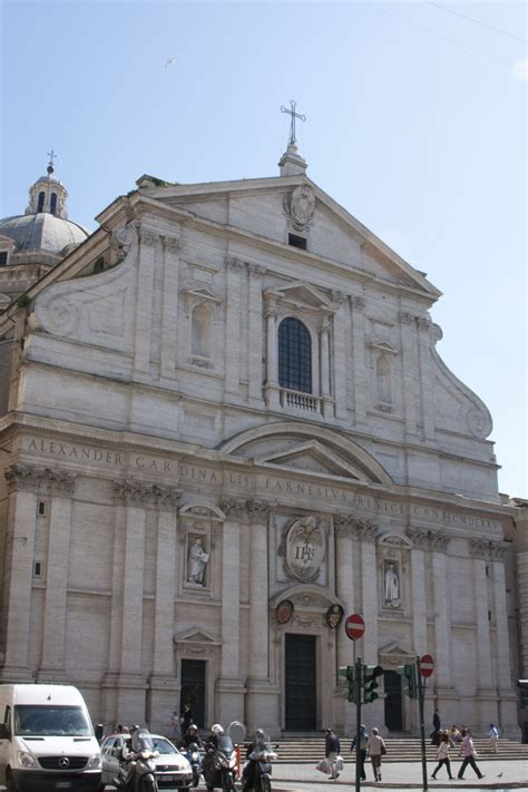 IL Gesu Church Rome-Italy