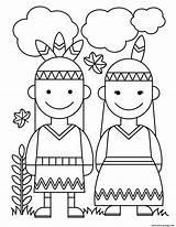 Coloring Native Thanksgiving Indians Indio Colorir Printable Desenho Sheets Desenhos Meninas Colouring Prints Adults Recomendamos Participar Costura Quer Curso Veja sketch template