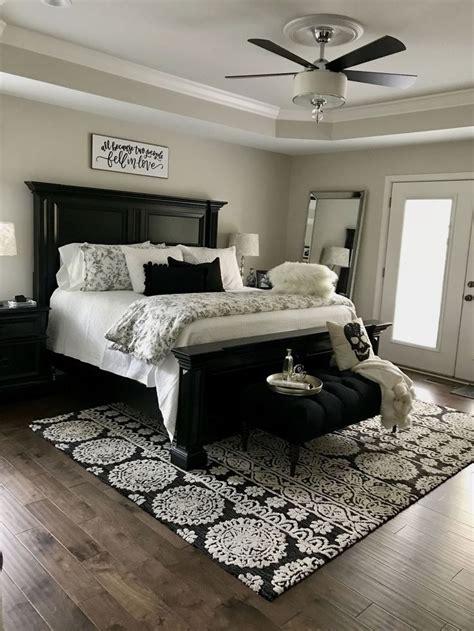 black  white master bedroom design masterbedrooms