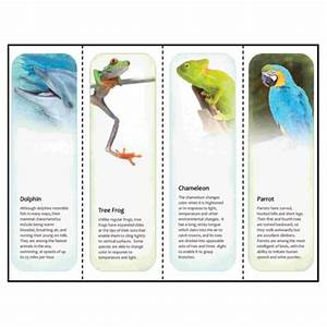 Publisher bookmark template calendar template 2016 for Bookmarks templates for publisher