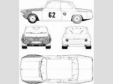 BMW 2002 Turbo Blueprint Download free blueprint for 3D