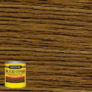 interior wood stain colors home depot minwax 8 oz wood finish espresso based interior stain 227630000 the home depot