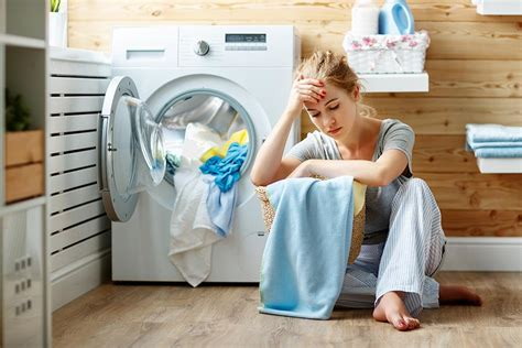 washer leaves residue  clothes washer repair atlanta