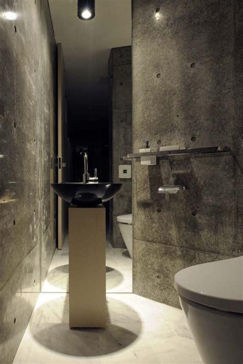 28 Best Concrete Bathroom Design Ideas