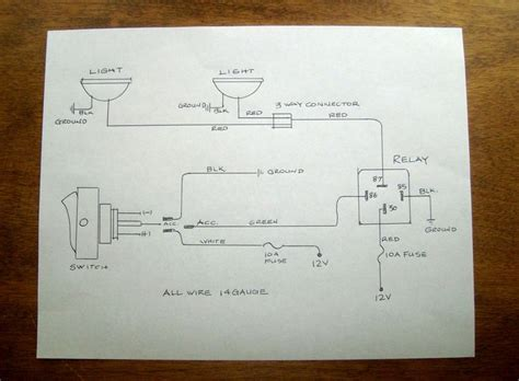 Tidy Wiring Diagram Must Spitfire Electrical