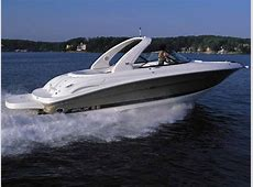 Research Sea Ray Boats 290 Select EX Bowrider Boat on