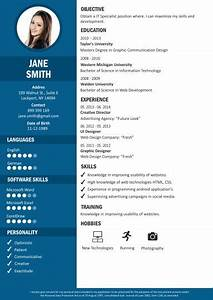 13 best creative cv templates cv builder images on for Free creative resume builder
