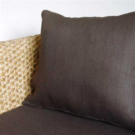 canape ecologique canape déhoussable tissu bio et fibres naturelles tressées