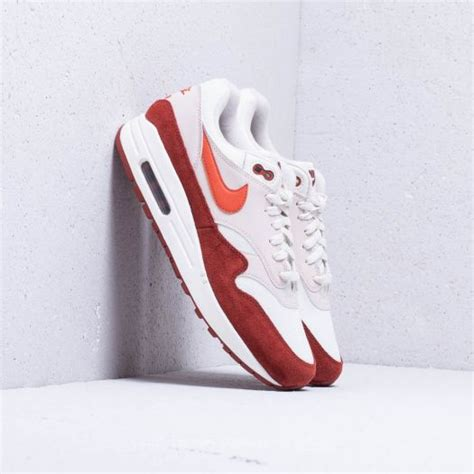 descuento nike air max 1 sail vintage coral mars 1013197 srisyqu nike air max 1 sail vintage coral mars footshop