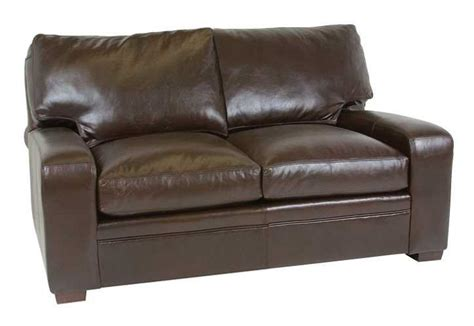 Loveseat Vancouver by Classic Leather Vancouver Loveseat Cl4512