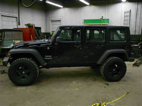 Jeep Wrangler Rubicon Black Ops For Sale