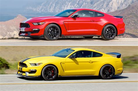 Gt500 Vs Gt350 by Does The Shelby Gt350r Make More Power Than The Gt350