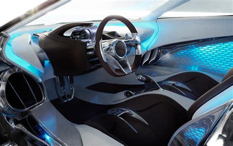 Jaguar C X75 Concept Interior Photo 5